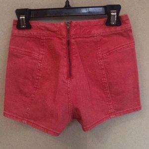 Bullhead Shorts - Bullhead coral hot shorts